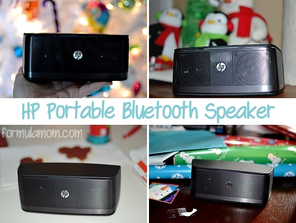 HP Portable Bluetooth Speaker #PinTheHalls