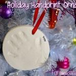 Easy Holiday Handprint Ornament Kit
