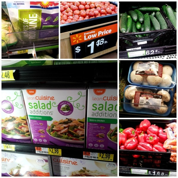 Easiest salad recipe you 39 ll ever make byol cbias the for Average price of lean cuisine