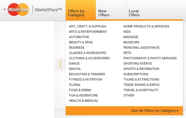 MasterCard MarketPlace #FinishMyList