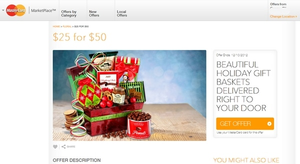 Holiday Gift List Help from MasterCard MarketPlace #FinishMyList