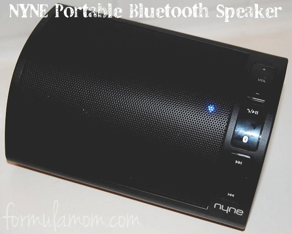 NYNE Portable Bluetooth Speaker