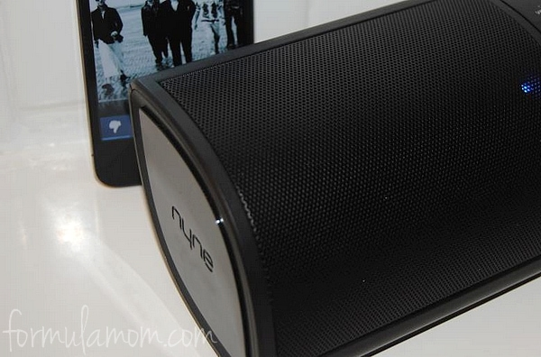 Music on the Go with Portable Bluetooth Speaker