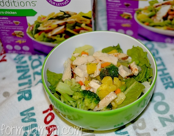 Asian-style Salad Additions #BYOL #Cbias