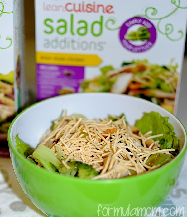 Fresh, healthy, and easy! Salad Additions from Lean Cuisine #BYOL #Cbias