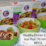 Easiest Salad Recipe You'll Ever Make! #BYOL #Cbias