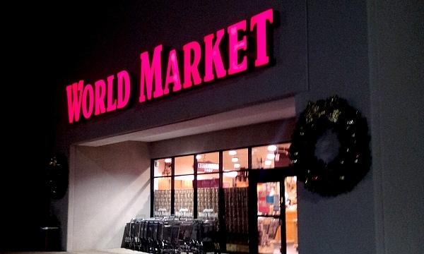 World Market Share The Joy #WorldMarket_Joy
