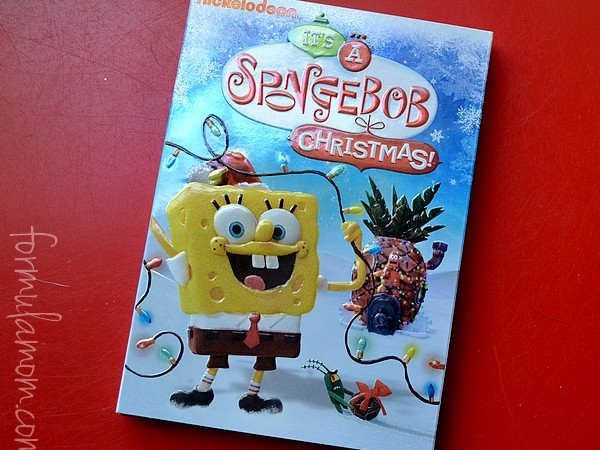 SpongeBob SquarePants: It's a SpongeBob Christmas DVD