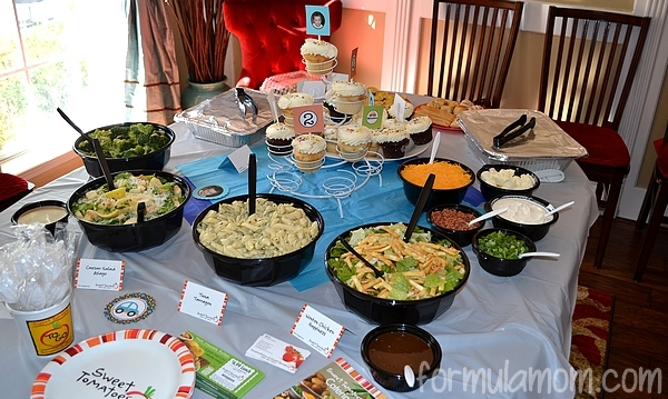 Sweet Tomatoes Catering