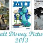 Walt Disney Pictures 2013