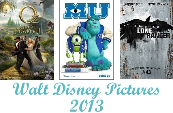 Walt Disney Pictures 2013