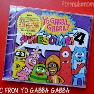 Yo Gabba Gabba Music is Awesome!