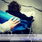 January Photo A Day Challenge Day 5 #7SDDphotoaday