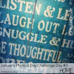 January Photo A Day Challenge Instagram Day 3 #7SDDphotoaday