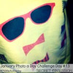 January Photo A Day Challenge Day 13 #7SDDphotoaday