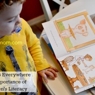 Caring is Everywhere: The Importance of Children's Literacy