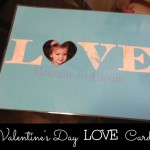 DIY Valentine's Day Card  #valentinesday