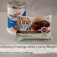 Eating to Lose Weight #iheartomron