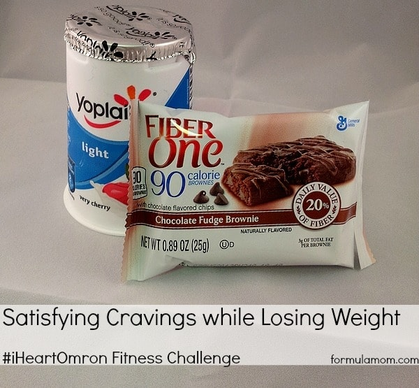Eating To Lose Weight: Snacks #iHeartOmron