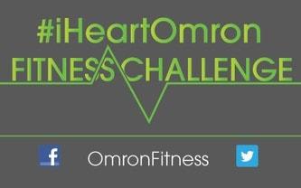 iHeartOmron Fitness Challenge Ambassador #iHeartOmron #mamavation
