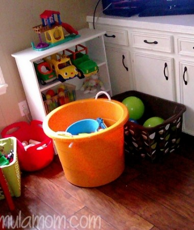 Home Organization with Kids #mommymishaps