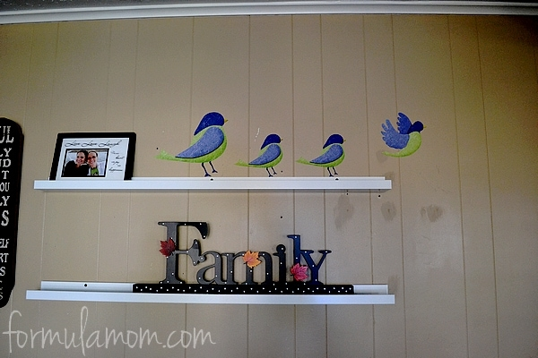 Easy DIY Wall Stickers from My Wonderful Walls #mwwng13