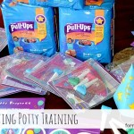 Celebrating Potty Training with Friends