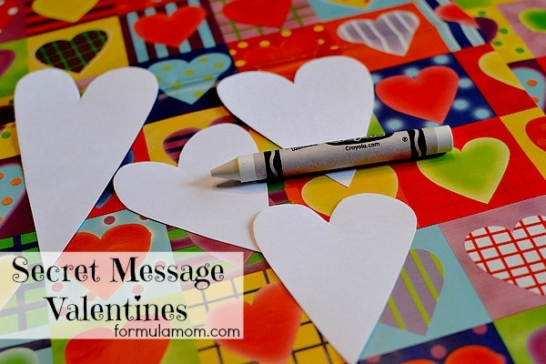 DIY Valentines with Secret Message Valentines #Valentines #crafts