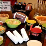 Game Day Party Ideas from World Market