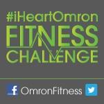 #iHeartOmron Fitness Challenge Ambassador