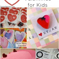 14 DIY Valentines for Kids  #valentinesday