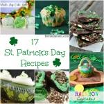 17 St Patrick Day Recipes #stpatricksday