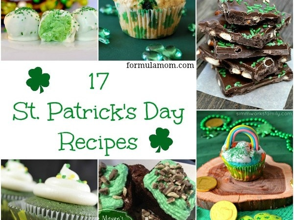17 St Patrick Day Recipes