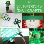 17 St Patrick's Day Crafts for Kids