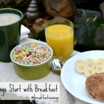 Good Mornings Start with Breakfast #BreakfastSavings
