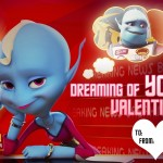 Celebrate Valentine's Day with Escape from Planet Earth