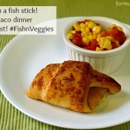 Frozen Fish Ideas for Dinner! More Than a Fish Stick! #FishnVeggies