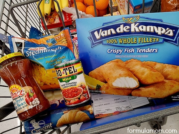 Frozen fish ideas for dinner more than a fish stick for Fish stick tacos