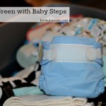 Going Green with Baby Steps