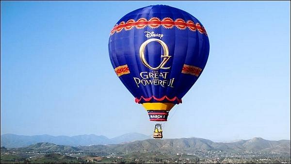 Journey To Oz Balloon Tour