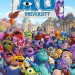 Back to School with Monsters University #MonstersUPremiere