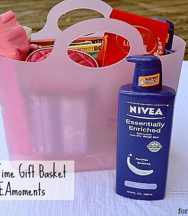 Time for Mom Care Basket #NIVEAmoments