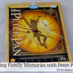 Peter Pan Diamond Edition Makes Memories