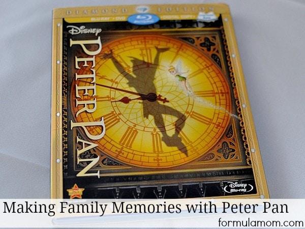 Peter Pan Diamond Edition Makes Memories