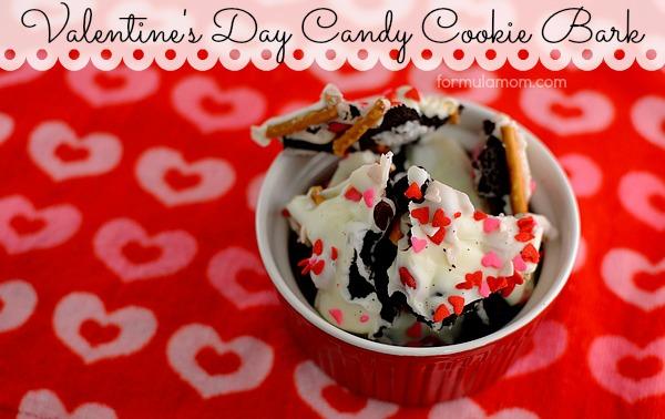 Easy Valentines Day Bark #valentinesday