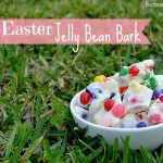Easter Recipe: Easter Jelly Bean Bark