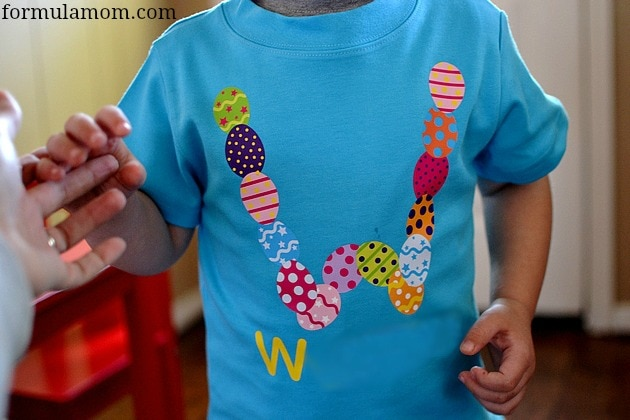 Easter Traditions: The Holiday Shirt #easter