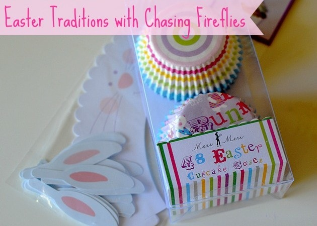 Easter Traditions with Chasing Fireflies