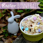 Sweet Easter Treats: Bunny Bait #Easter