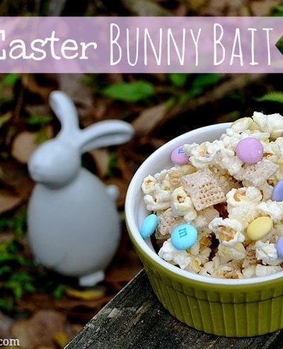 Easy Homemade Easter Treats: How to Make Bunny Bait Snack Mix